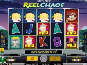 Play South Park: Reel Chaos And Enjoy
